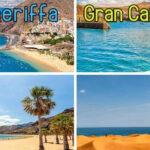 Teneriffa vs Gran Canaria